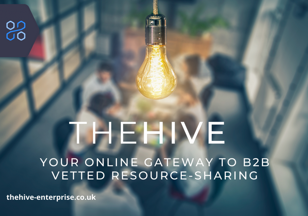 TheHIVE business idea to solve recruitment problems